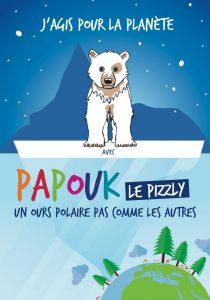 Brochure pédagogique Papouk le Pizzly, un ours polaire pas comme les autres